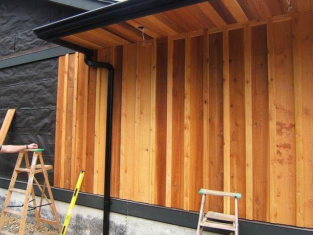 Hardi Plank Siding >> Board And Batten Siding Installation | Board, batten ...