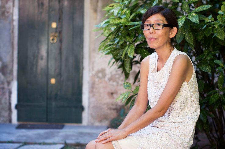 Kazuyo Sejima, Mentor. Venice, Italy, 2012 (Photo: Rolex/David Levene)