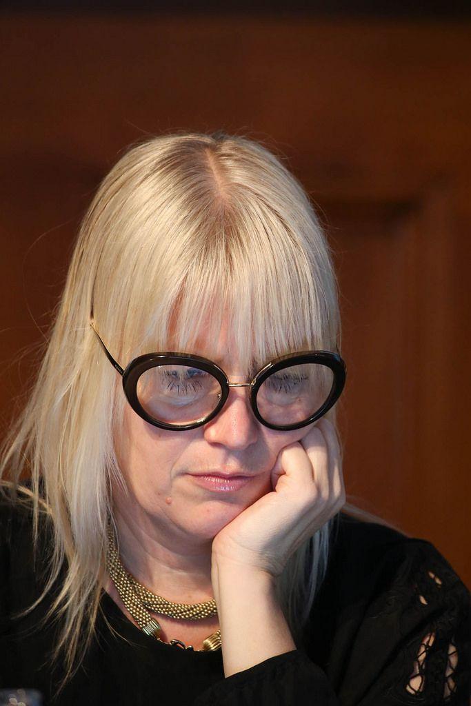 Maria Lind Curator Liam Gillick