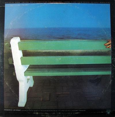 Boz Scaggs - Silk Degrees (1976) (back)