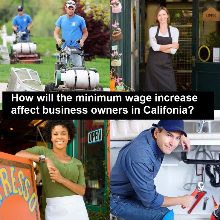 EMPLOYMENT LAW: California Minimum Wage Law On April 4, 2016, Governor Brown signed Senate Bill 3, which will increase California's minimum wage annually, reaching $15 per hour for employers with at least 26 employees by January 1, 2022.