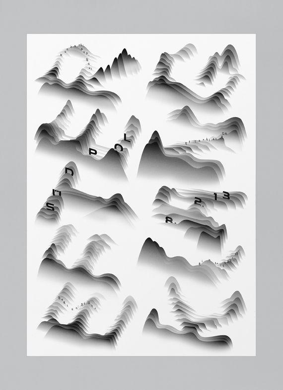 Les affiches Südpol par Feixen - La crèmerie