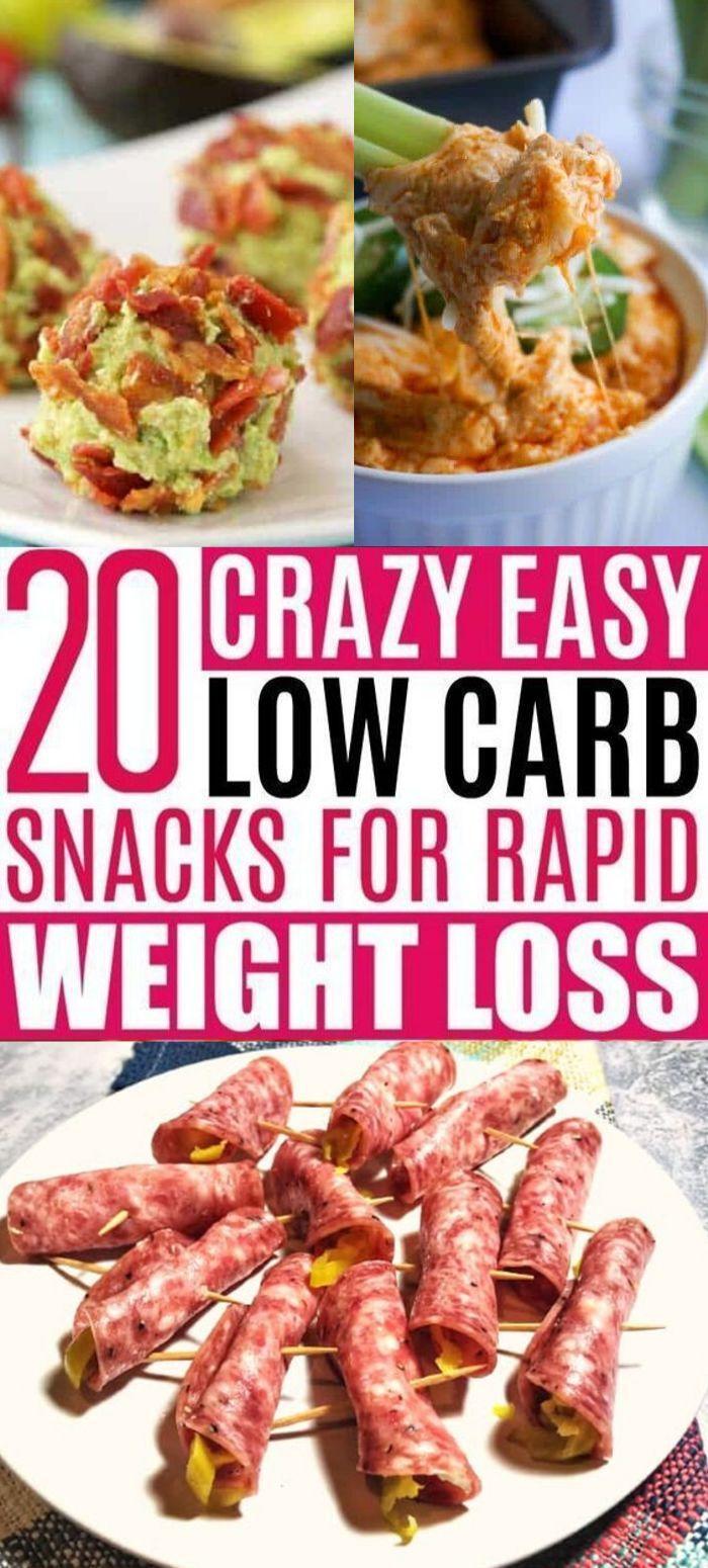 Brauchen Sie ein paar einfache Low Carb Snacks? Ich habe mit dem besten Keto Snack Rezi bedeckt …