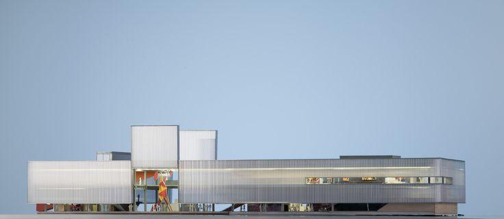 Garage Museum of Contemporary Art,Model