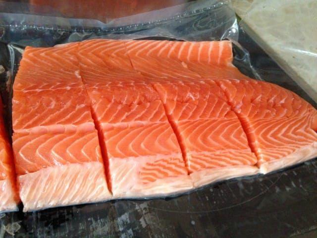 Rezept für geräucherten Lachs