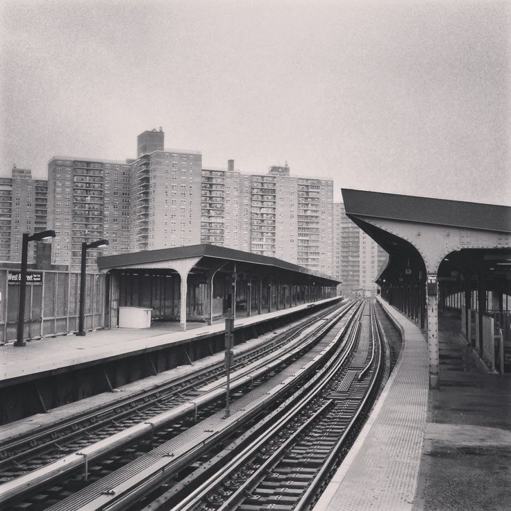 Coney Island metro station