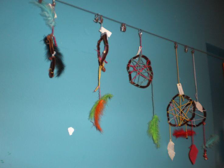 Dromenvangers, gemaakt door de kinderen van SKA-bso Ondersteboven