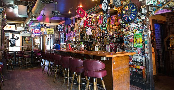 DiveBarShirtClub.com - The Rail Pub in Savannah, Georgia ...