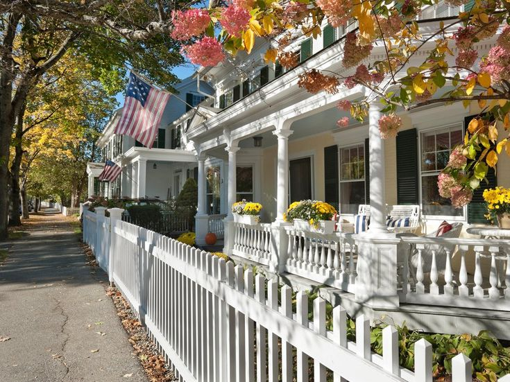 For a dose of absurdly quaint New England charm, it's tough to do better than this town in the Green Mountains. Complete with a perfect village green with a white steepled church, this is just the destination for antique shoppers and B