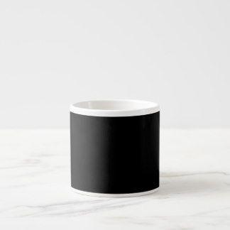 Black Espresso Mug