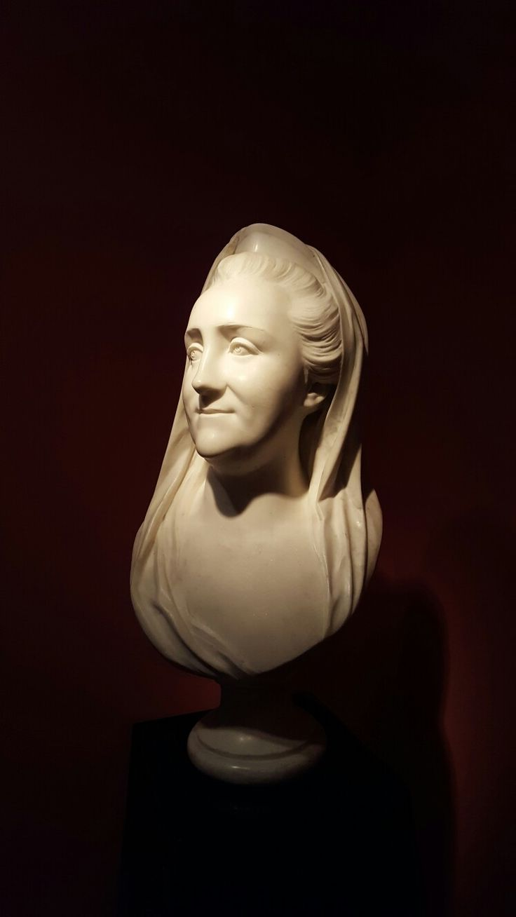 Catharina de Grote. Buste. Hermitage juni 2016