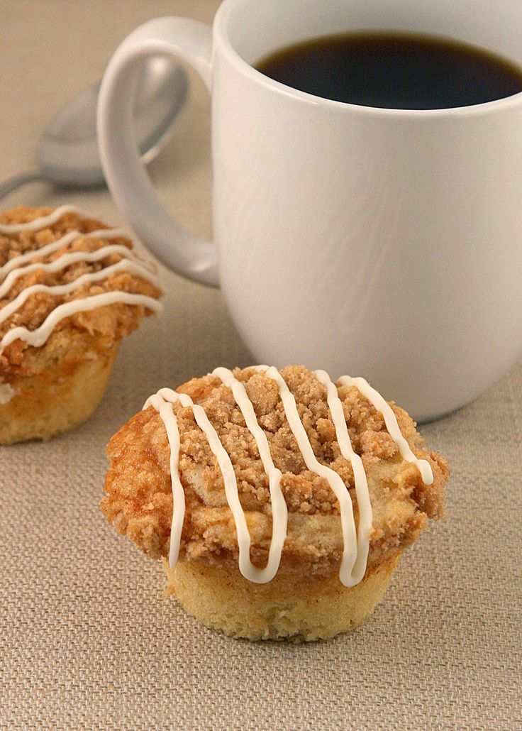 Southern Living Coffee Cake Muffins