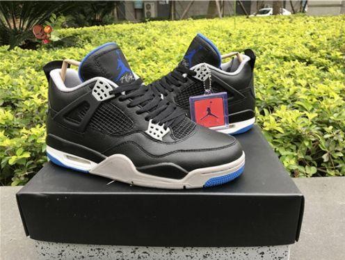 Nike Shoes,Cheap Authentic Nike Air Jordan 4 Game Royal Shoes