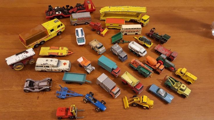 Matchbox Lesney Konvolut 60er 70er Jahre 44 Teile | Modellbau, Auto- & Verkehrsmodelle, Autos, LKW & Busse | eBay!
