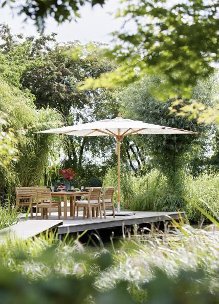 13 best Sonnenschirme Garten und Balkon images on Pinterest - sonnenschirm balkon terrasse