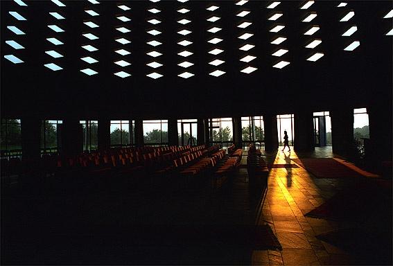 Templo bahá`í en Franckfort, Alemania