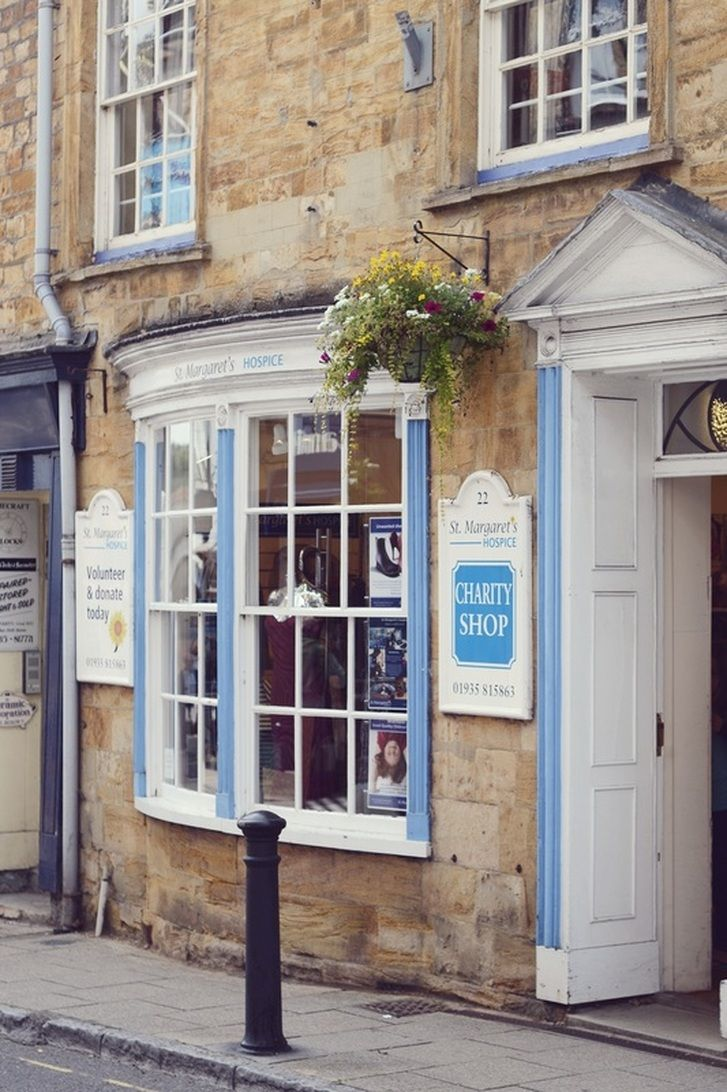 Charity Shop Sherborne