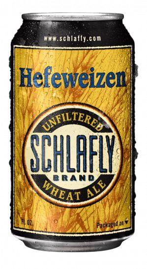 Schlafly Hefeweizen - Lite and tasty!!!