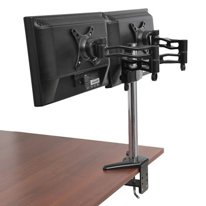 Suporte de mesa para 2 monitores - VMD08 - Casa do Suporte