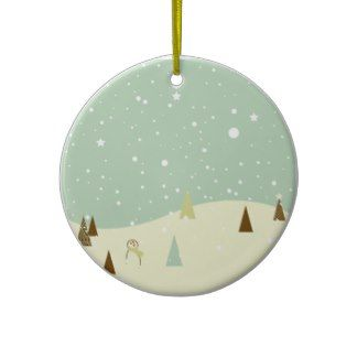 Xmas Hills Christmas Ornaments