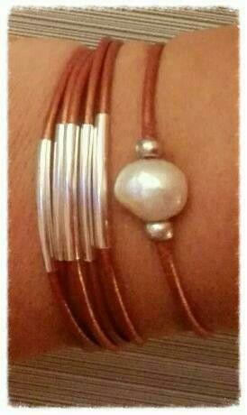 Piel perla