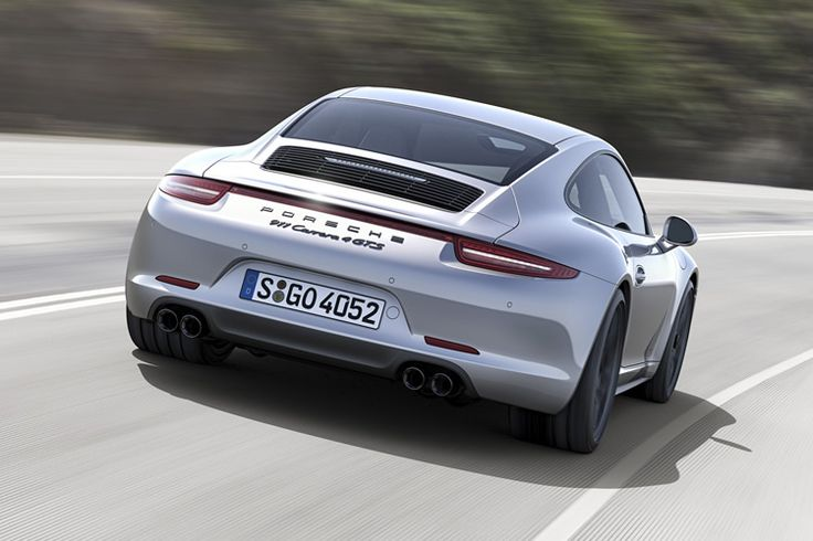 Porsche has unveiled the 2015 model of its iconic 911 sports car, which is celebrating its 50th anniversary. The all-new 911 GTS boasts a six-cylinder engine rated at 430hp, and will go from 0 to 62 in 3.8 seconds and reach a top speed of 190 mph.
