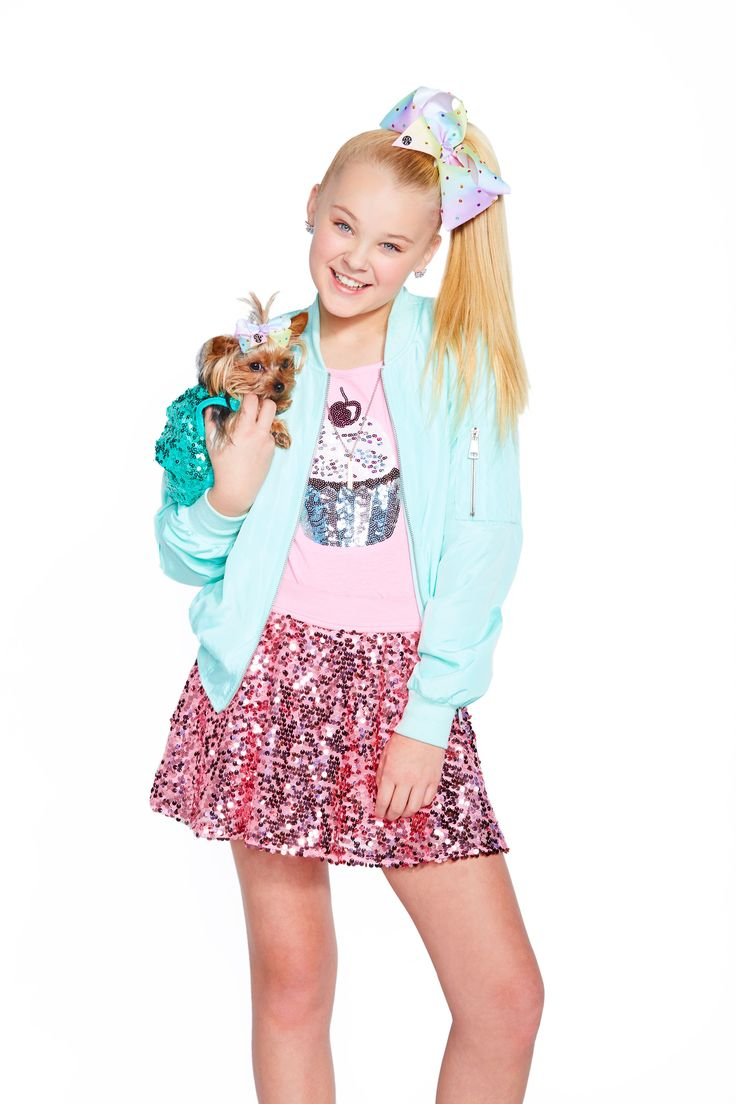 Check out JoJo's Bows at Claires!