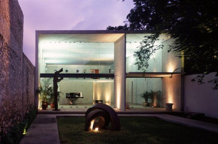 Studio of Muñoz Arquitectos.
