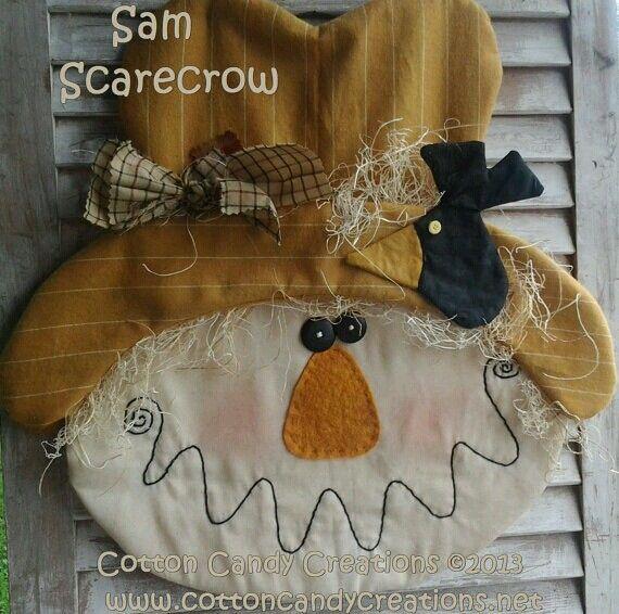 Cute scarecrow Más