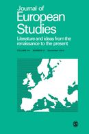 "The latest issue of the Journal of European Studies (vol. 44, no 4, December 2014), contains a section called ""Three Encounters with W.G. Sebald (February 1992 - July 2013),"" edited by Richard Shep..."