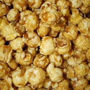 Our same delicious caramel popcorn with fresh pecans! Caramel Popcorn is a long standing favorite since the Cracker Jack Days! Select your size below.