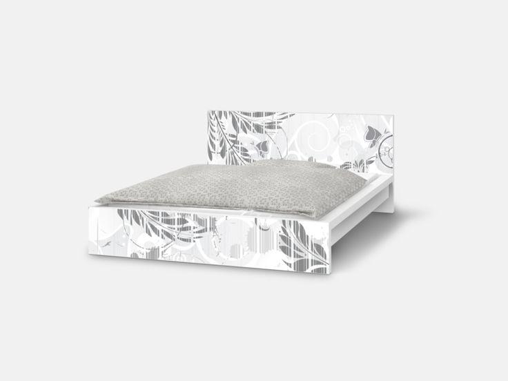 bett on pinterest ikea malm bett malm bett ikea and kommoden bett. Black Bedroom Furniture Sets. Home Design Ideas