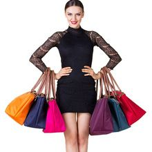 Women shoulder bags leather nylon fold bag messenger medium folding nylon tote bag travel bags school shoppingbags Bolsas Hobos  Price: US $33.32  Sale Price: US $16.66  #dressional