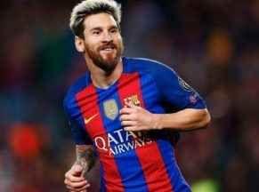 Messi sempre più stratosferico: nuovo record! Chi meglio di lui, che ha vinto tutto ciò che era possibile vincere, se ne intende di record? Chi meglio di Lionel Messi. L'attaccante argentino ha appena fatto registrare un altro sensazionale recor #messi #barcellona #calcio #record