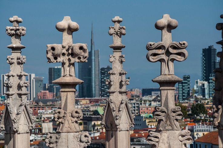 Milano - Duomo particolare