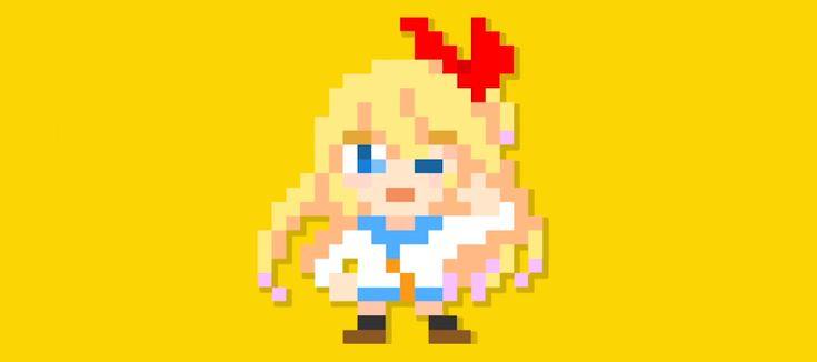 Chitoge (Nisekoi) será un nuevo traje en Super Mario Maker