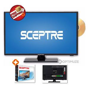 a 19 inch led tv with dvd player hd combo hdtv 720p 60hz tvdvd sceptre 19