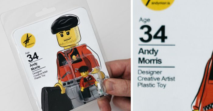 I Created A Lego CV To Stand Out From Other Resumes | Bored Panda