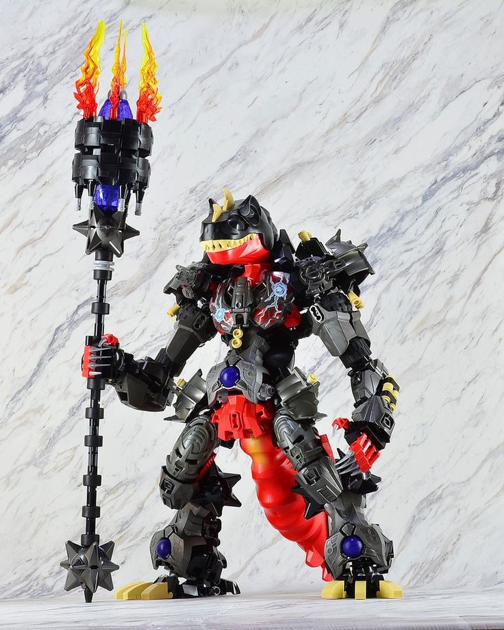 BIONICLE MOC : Terror Bite http://www.flickr.com/photos/herofactory_igu/15779981582/