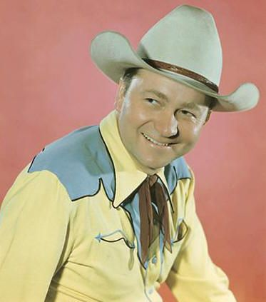 Tex Ritter 1998 inductee was born in rural east. Texas