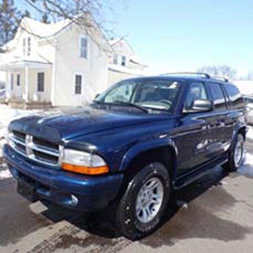 2003 Dodge Durango - Bloomer, WI #5999624118 Oncedriven