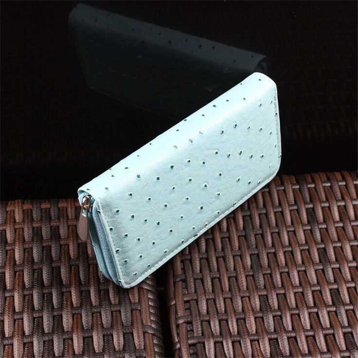 Ostrich Pattern Wallet Women Wallets Genuine Leather Cowhide Vintage Tri-Fold Candy Color Long Purse Lady Billeteras Mujeres Check more at http://clothing.ecommerceoutlet.com/shop/luggage-bags/coin-purses-holders/ostrich-pattern-wallet-women-wallets-genuine-leather-cowhide-vintage-tri-fold-candy-color-long-purse-lady-billeteras-mujeres/