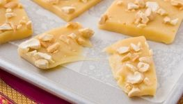 Milk Toffees: Another  Sweetened Condensed Milk recipe from our 100 years of Sweet Baking Memories Book. http://www.bakers-corner.co.nz/recipes/allens-recipes/milk-toffees-2/