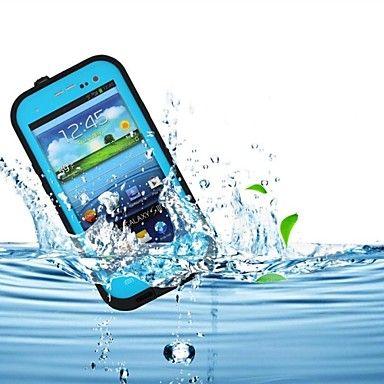 Korkea Qanlity Hard Tough suojaava vedenpitävä kansi suojakotelo Samsung Galaxy S4 i9500 (Assorted Colors) – EUR € 16.55