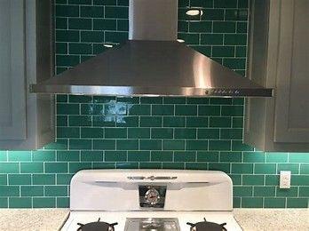 Image result for shower subway tile Stall Green