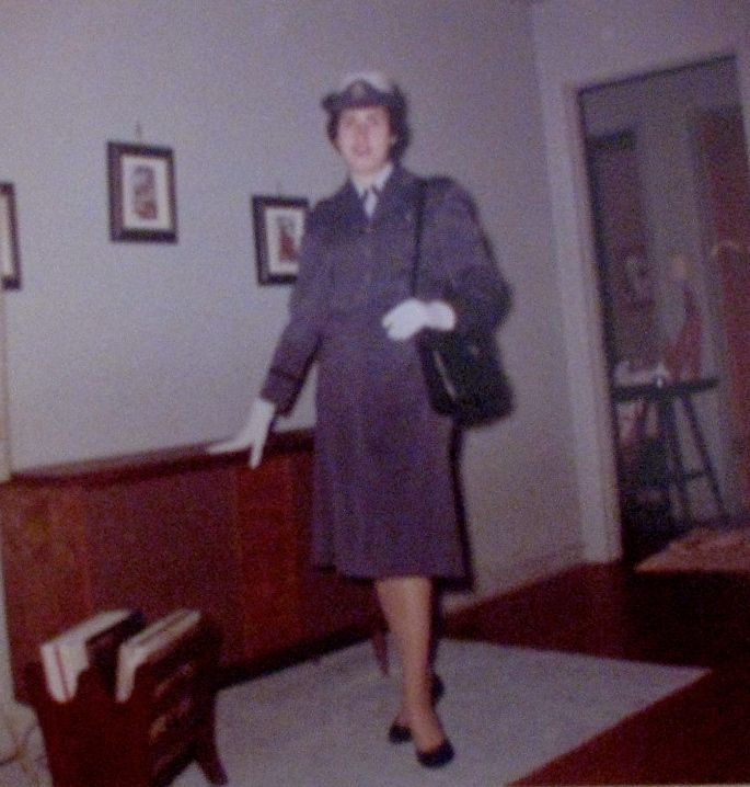 Capt. Jean Carr was Air Force nurse during Cuban Missle Crisis and Vietnam War