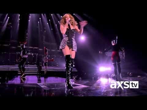 "Kylie Minogue ""Spinning Around"" - AXS TV"