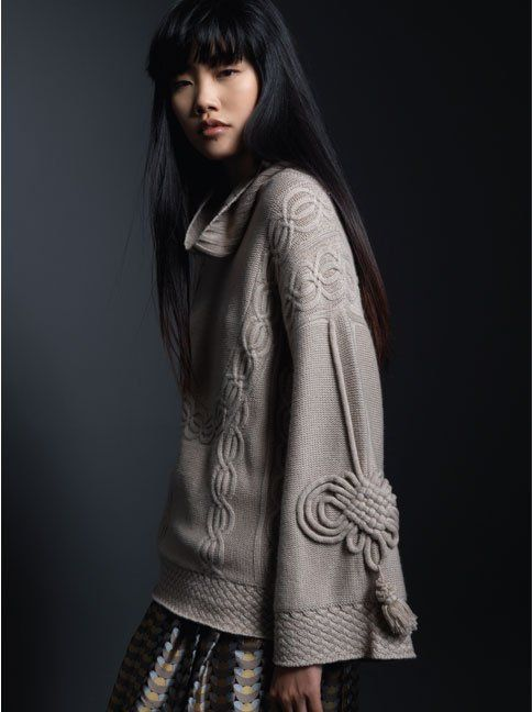 Love this Shanghai Tang sweater