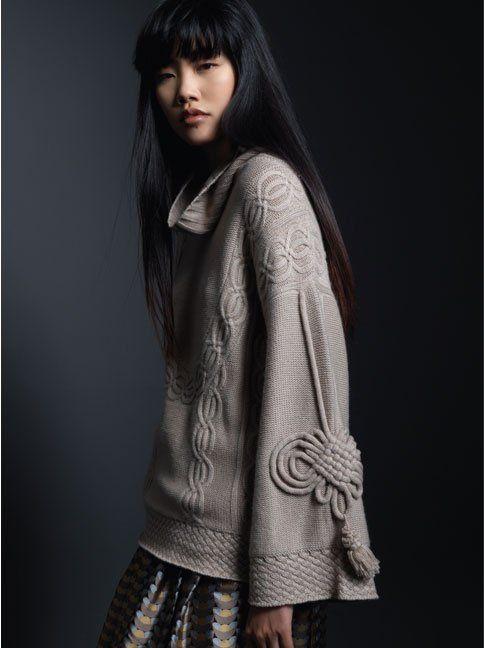Love this Shanghai Tang sweater