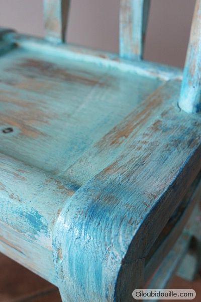 Les 115 meilleures images propos de peintures maison sur p - Comment patiner du zinc ...